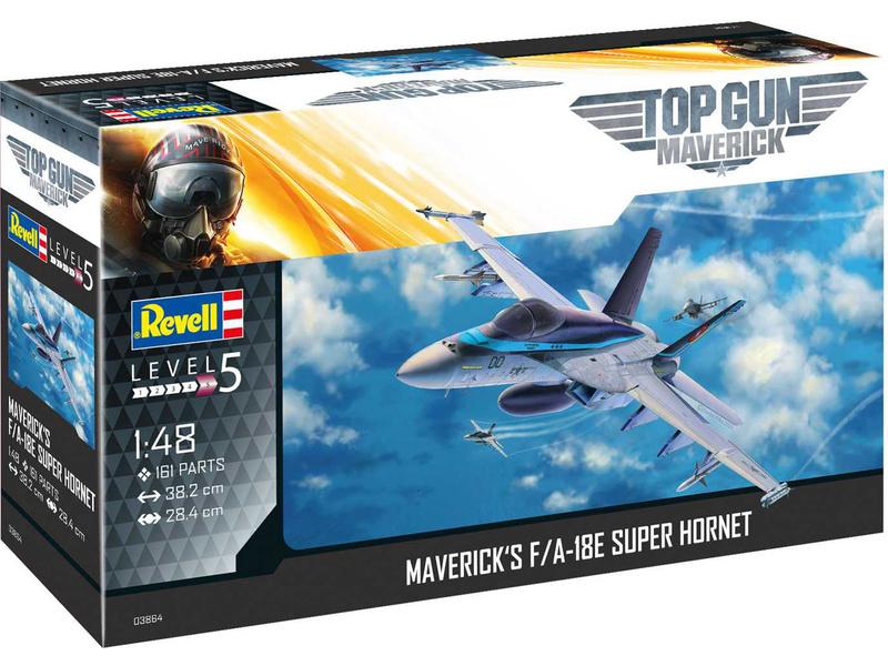 Revell Boeing F/A-18E Super Hornet Top Gun (1:48)