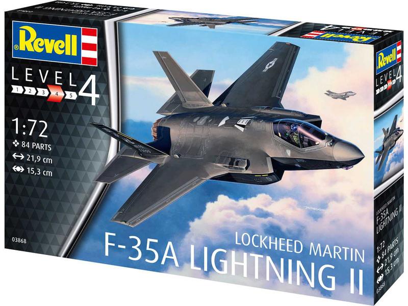 Revell Lockheed F-35A LightningII (1:72)
