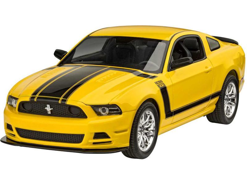 Revell Ford Mustang Boss 302 2013 (1:25) (sada)