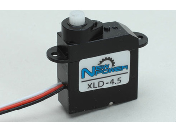 Servo New Power XLD-4.5 Digital / RP-NEWXLD045