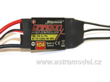 Regulátor Ripmax Dragon X Air 10A Brushless / RP-RMXD010
