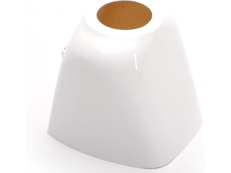 Náhled produktu - WOT 4 Mk2 - kryt motoru bílý