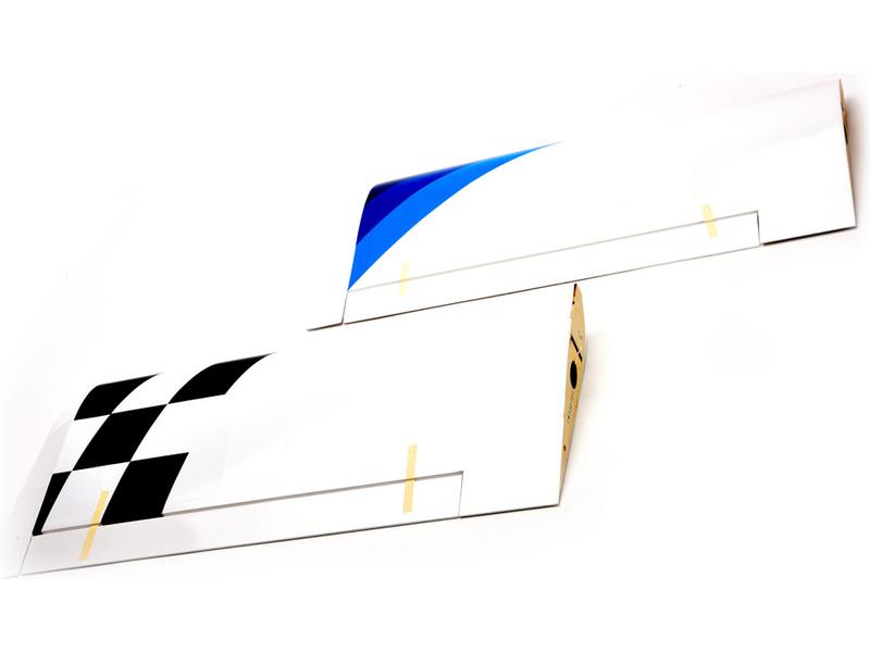 View Product - WOT 4-E Mk2 - křídlo 3x modrá