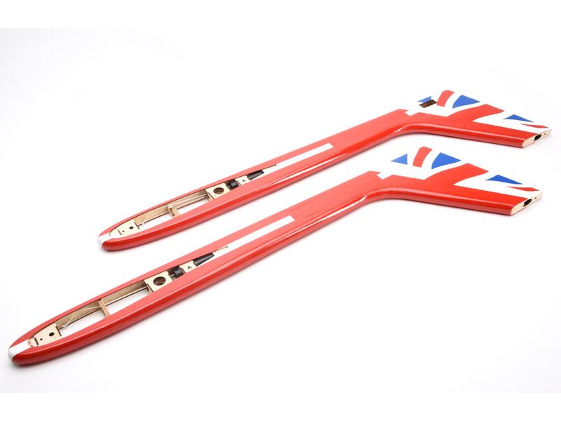 Produkt anzeigen - Mini Xcalibur - ocasní nosníky Red