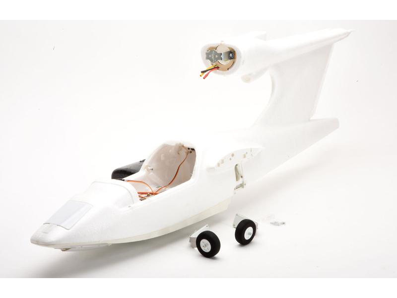 Náhled produktu - Seawind - trup se servy a pozvozkem
