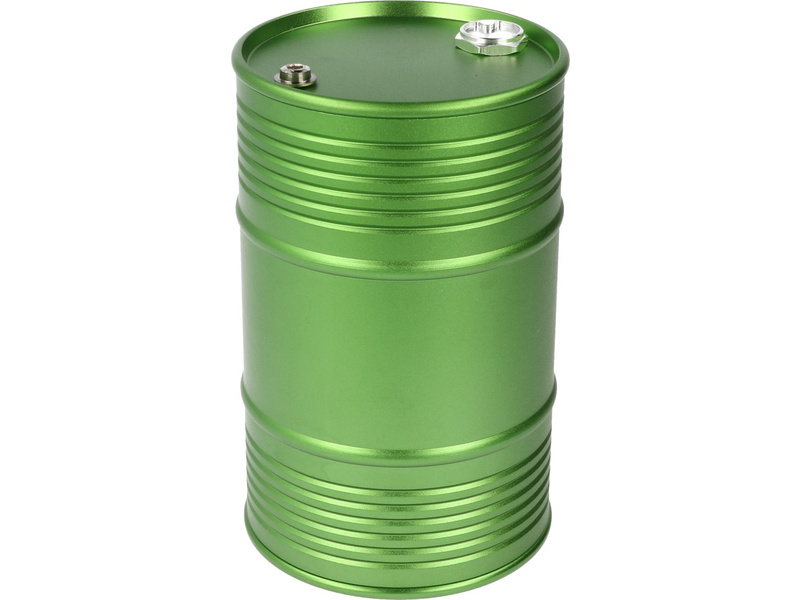 Robitronic barel hliníkový (zelený)
