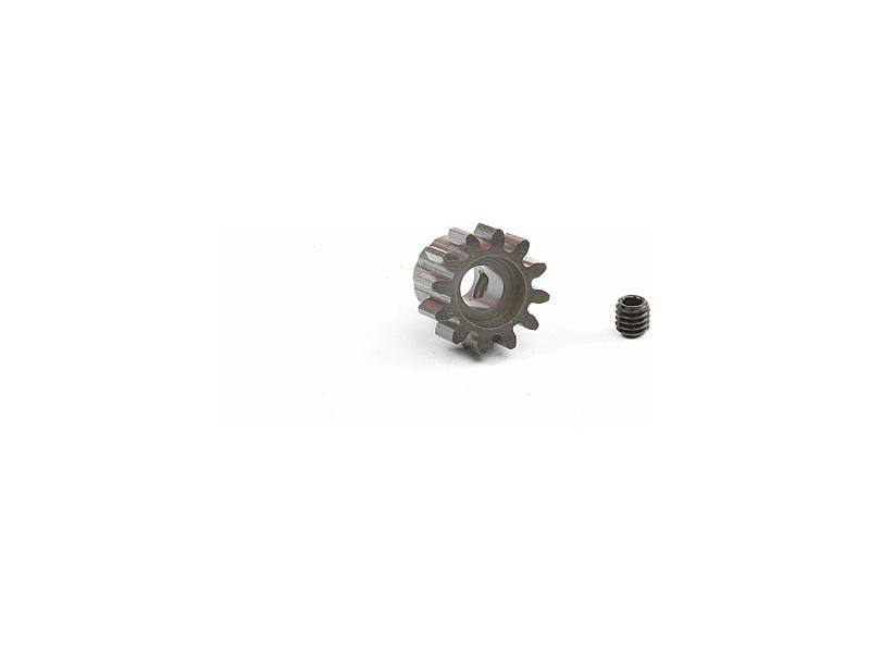 Robitronic pastorok 12 zubov, priemer hriadeľa 5 mm (modul 1)