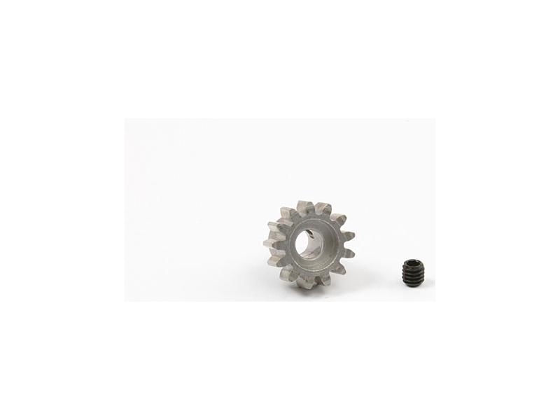 Robitronic pastorok 13 zubov, priemer hriadeľa 5 mm (modul 1)