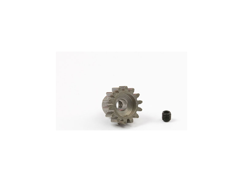 Robitronic pastorok 14 zubov, priemer hriadeľa 5 mm (modul 1)