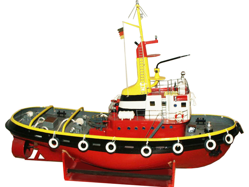 View Product - Krick Neptun Harbor Tug (Kit)