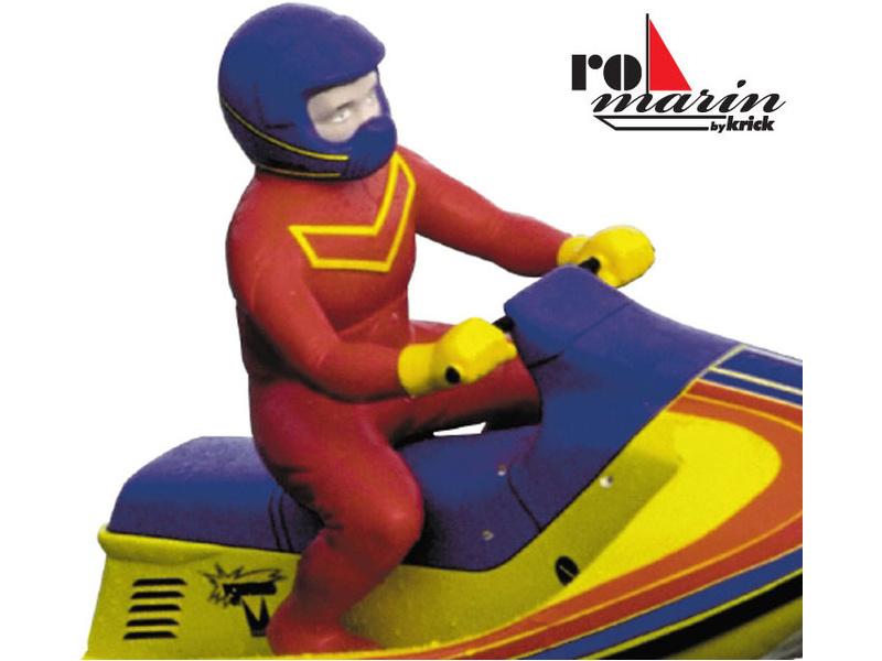 ROMARIN Sea-Jet - figurka jezdce