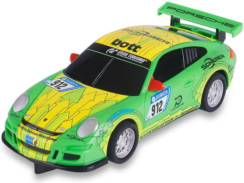 SCX Compact Porsche 911 GT3 Bott