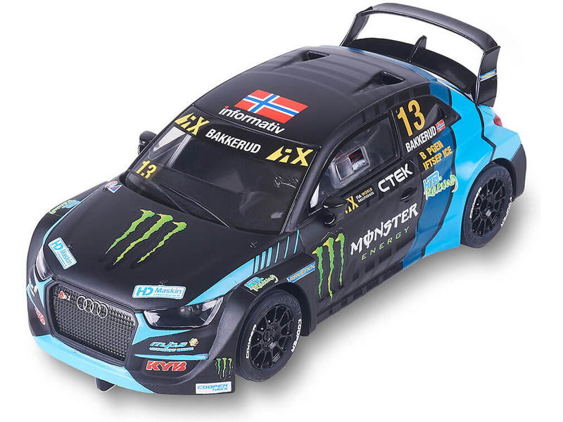 SCX Original Audi S1 WRX Monster