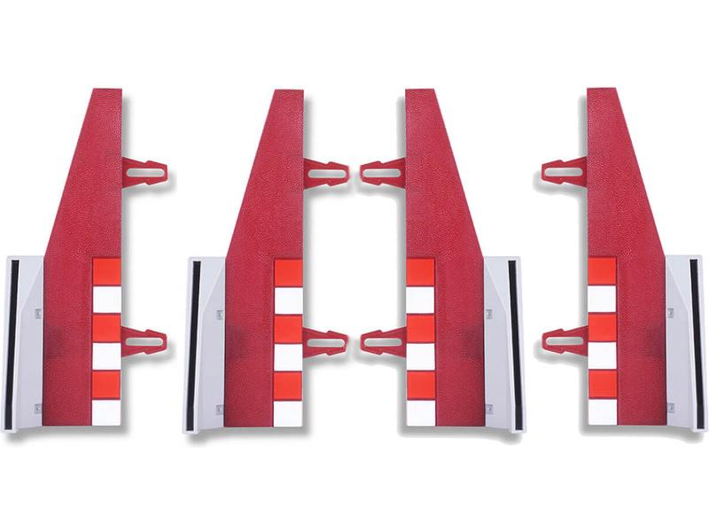 SCX Krajnice s mantinely koncová (2 páry)