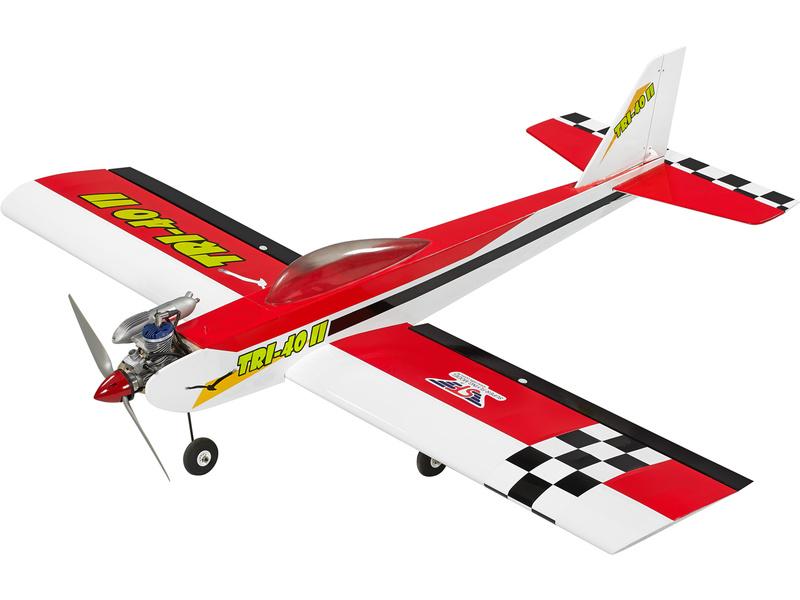 TRI-40 II Sports 1.6m ARF