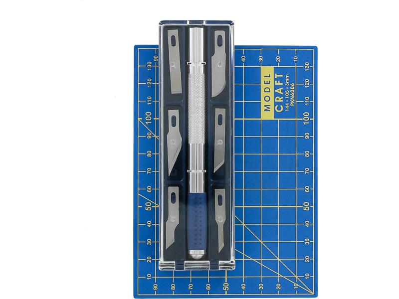 Modelcraft rezací nôž s podložkou A6