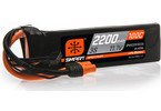 Spektrum Smart LiPo 11.1V 2200mAh 100C IC3