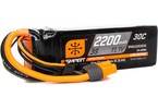 Spektrum Smart LiPo 11.1V 2200mAh 30C IC3
