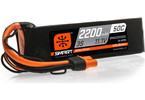 Spektrum Smart LiPo 11.1V 2200mAh 50C IC3