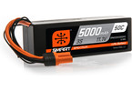 Spektrum Smart LiPo 11.1V 5000mAh 50C HC IC3