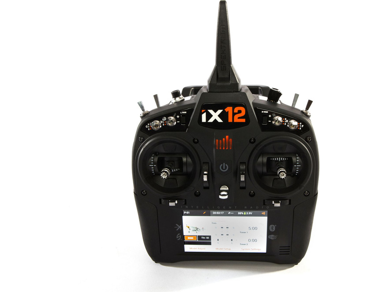 Spektrum iX12 DSMX Mód 1–4 s prijímačom AR9030T