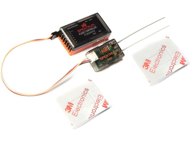 Spektrum řídící jednotka FC6250HX Heli Flybarless