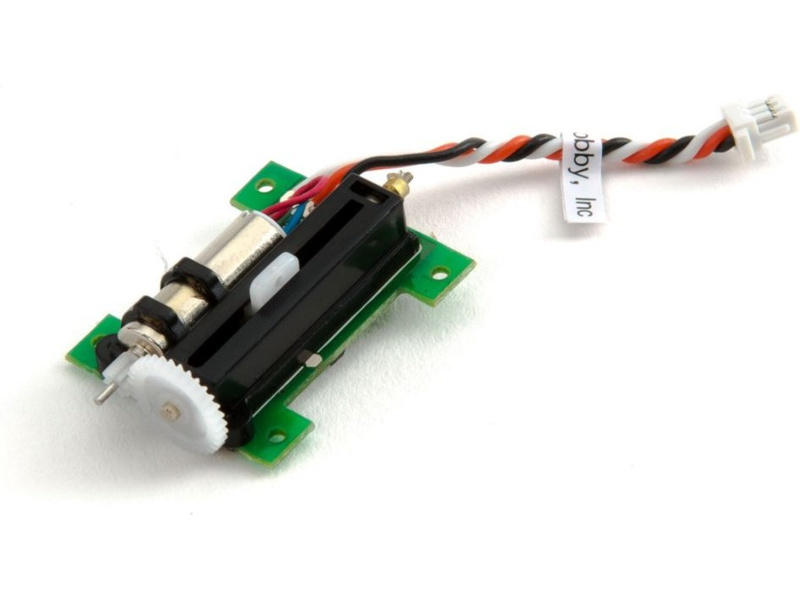 Blade 120 S: Spektrum servo S2029L 35mm