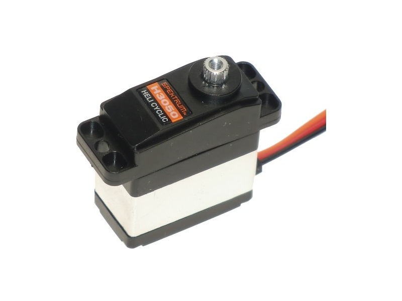 Spektrum servo H3050 Heli Cyclic MG