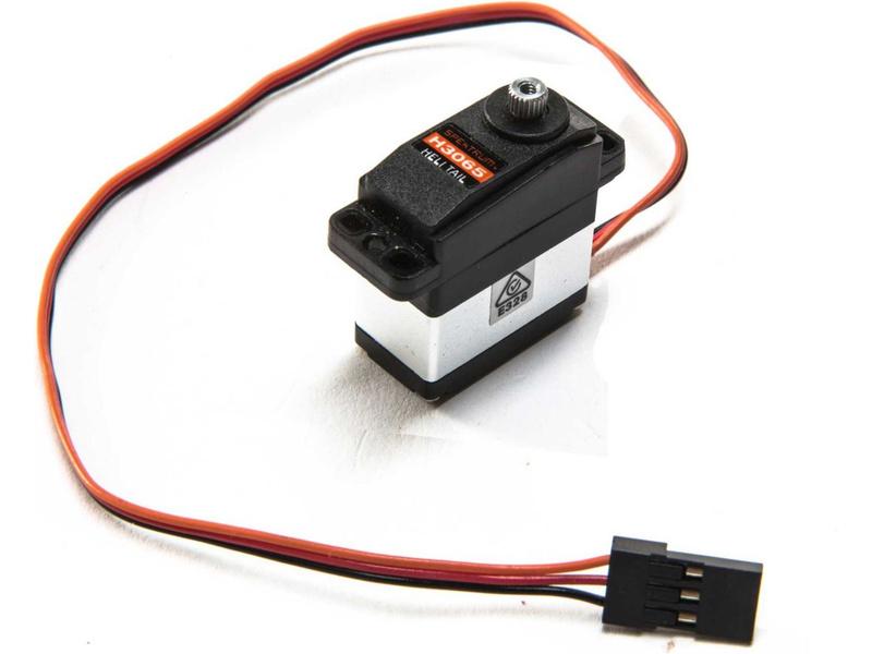 Blade Fusion 360: Spektrum servo H3065 MidTorq UltraSpeed Micro