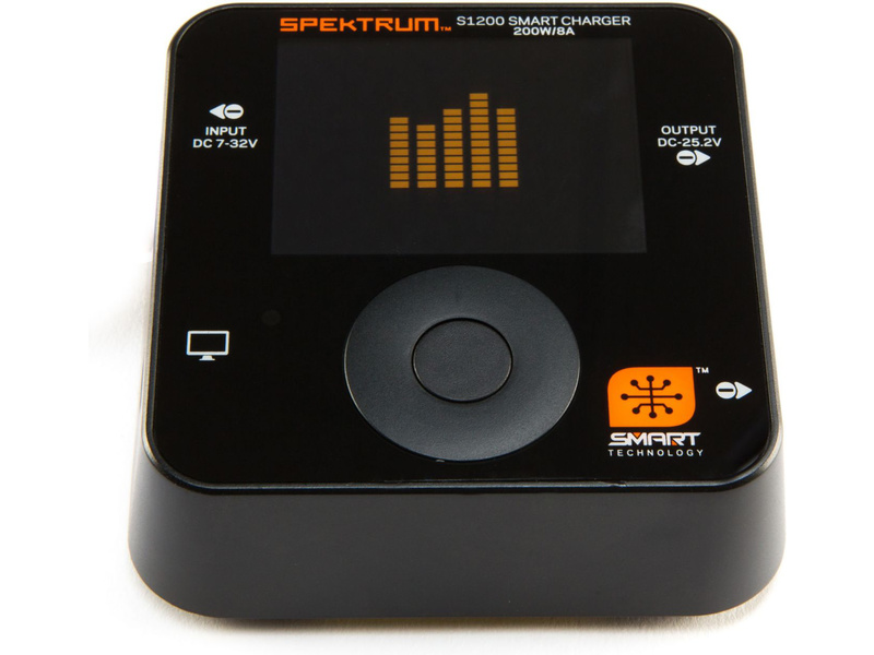 Spektrum Smart nabíjač S1200 1x200W DC