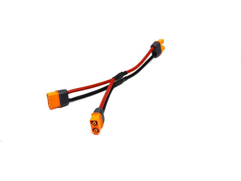 Spektrum Y-kabel IC3 s bateriovým konektorem