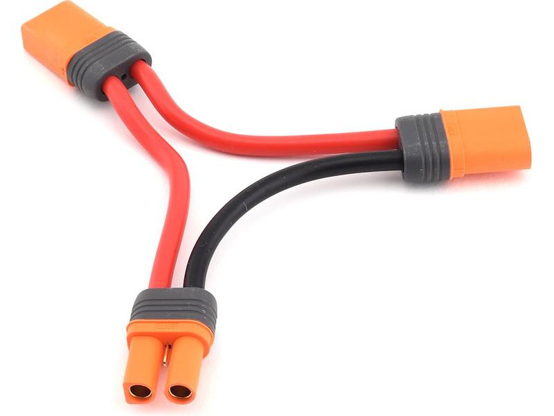 Spektrum sériový kábel IC5 s batériovým konektorom