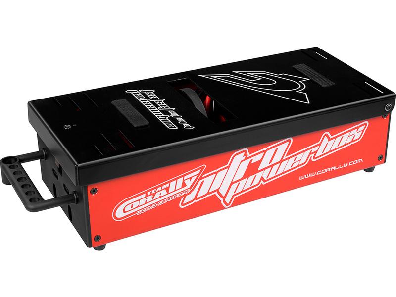 Corally štartbox Nitro Powerbox 2x 775 motor