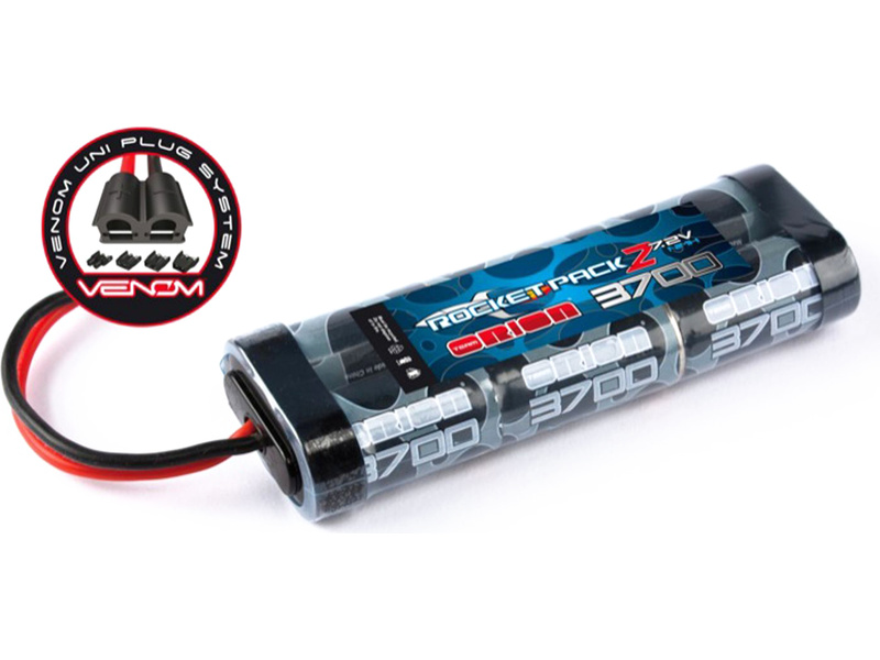 Team Orion NiMH Rocket Pack 2 7,2V 3700mAh, Venom