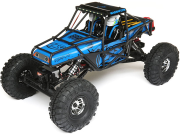 Losi Night Crawler SE 1:10 4WD modrá / LOS03015T1