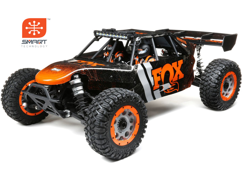 1:5 Losi Desert Buggy XL-E 2.0 4WD SMART RTR (Fox Racing)