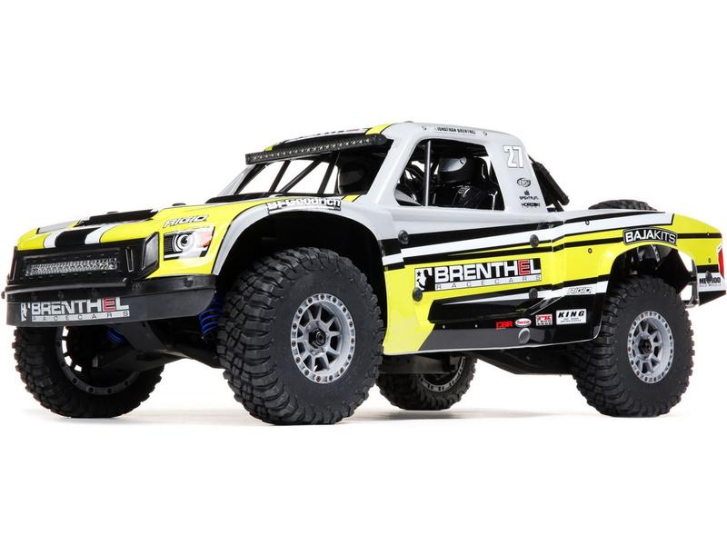 Losi Super Baja Rey 2.0 1:6 4WD RTR Brenthel
