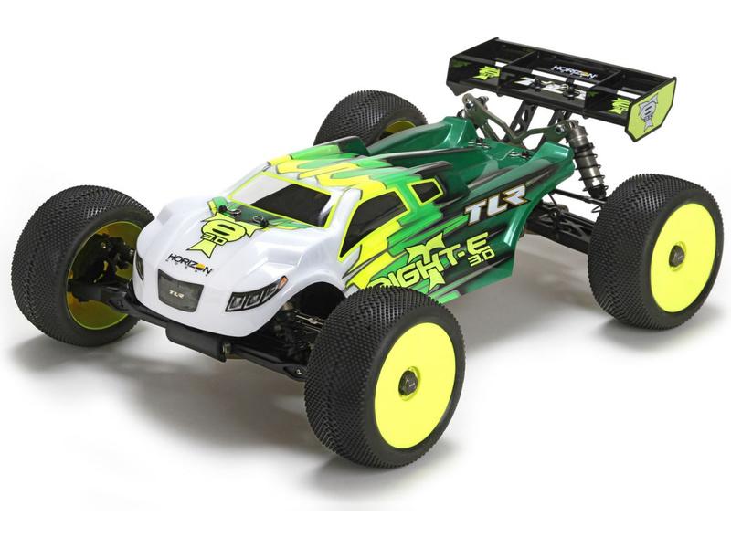 8e 3.0 Team Losi Racing Front Bumper TLR241005