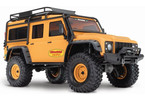 Traxxas TRX-4 Land Rover Defender 1:10 TQi RTR Trophy