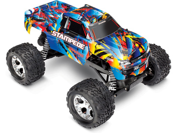 Traxxas Stampede 1:10 RTR / TRA36054-4