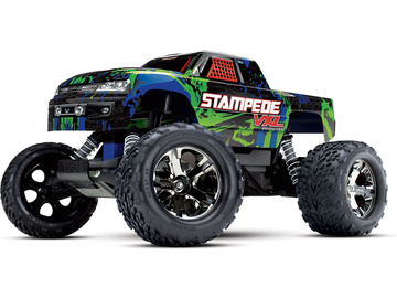 Traxxas Stampede 1:10 VXL TQi RTR / TRA36076-4