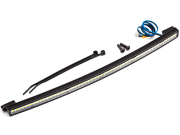 Traxxas LED light bar, roof (high-voltage) (52 white LEDs) / TRA8488