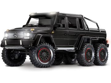 Traxxas TRX-4 Mercedes G 63 6x6 1:10 TQi RTR / TRA88096-4