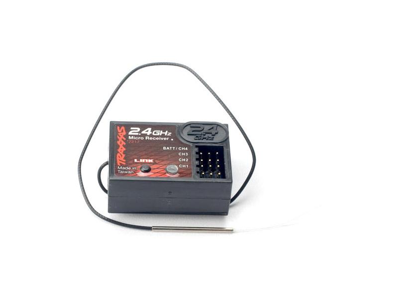 Náhľad produktu - Traxxas - 4 kanálový prijímač 2.4GHz