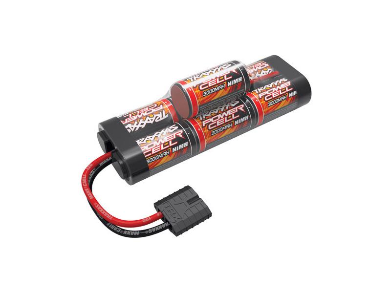 Traxxas NiMH baterie Car 3000mAh 8,4V iD