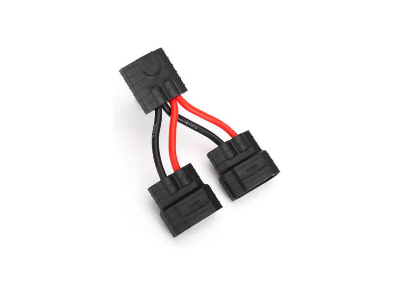 Sensational Traxxas Wire Harness Parallel Battery Connection Id Compatible Wiring 101 Capemaxxcnl