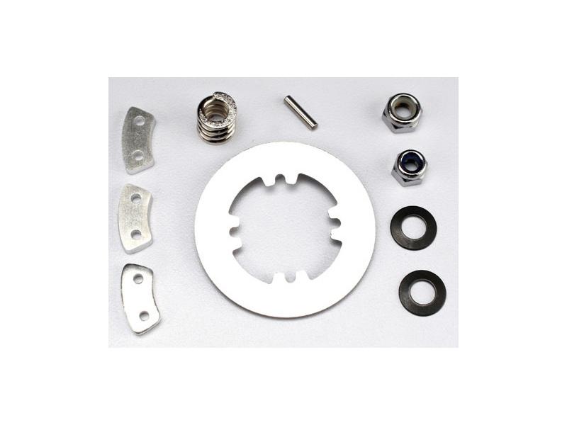 Náhľad produktu - Traxxas servisní sada diskové spojky hliníková