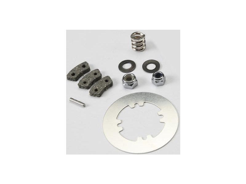 Náhľad produktu - Traxxas servisní sada diskové spojky semimetal