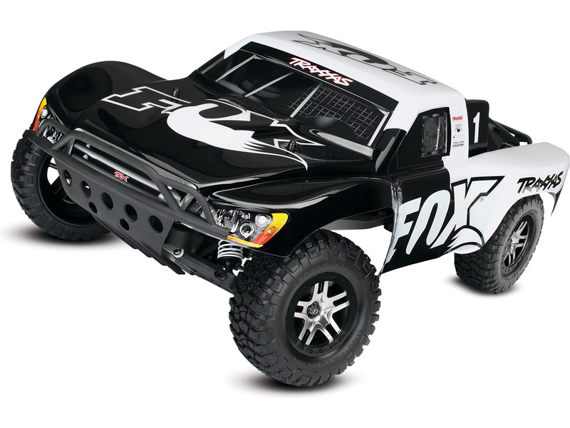 1:10 Traxxas Slash VXL TQi RTR (Fox)