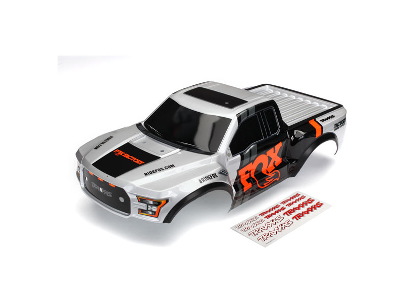 Traxxas karosérie Fox HD: Ford Raptor, TRA5826T